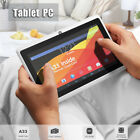 7'' LCD Android 4.4 Tablet PC Quad Core 8GB Dual Camera Bluetooth Wifi Kids Gift