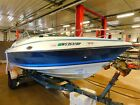 19' Four Winns Sundowner 195 170HP Mercruiser In/Outboard w/Trailer T1270588