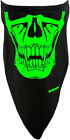 Schampa Half-Face Stretch Mask Vampire Glow VNG008-GLOB
