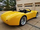 1955 Replica/Kit Makes Cobra Style  Cobra Style Old Yeller Race Car Home Built