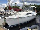 "2001 Hunter 290 29'8"" Sailboat - Florida"