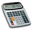 CALCULATED INDUSTRIES 44080 CONSTRUCTION MASTER PRO CA231 DESKTOP CALCULATOR