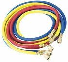 "Robinair R12 A/C 72"" Charging Hoses 1/4"" Fittings 30072"