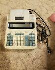 VICTOR 1240 Heavy Duty Commercial Printing Calculator Workhorse Heavy Duty