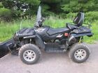 2008 POLARIS SPORTSMAN 800 4X4 2 UP TOURING WITH QUICK DETACH PLOW NICE RIDE
