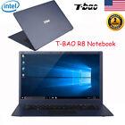 "T-BAO R8 Windows10 15.6"" Intel 4GB+64GB WIFI HDMI BT Super Thin Notebook Laptop"