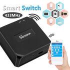 Sonoff 433MHz Smart Switch RF Bridge Wifi App Remote DIY Timer For Smart Home US