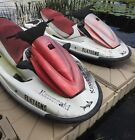 Two - 2004 Kawasaki STF15F Jet Skis - Florida