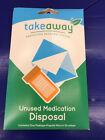 Takeaway Unused Medication Return System Prepaid Envelope