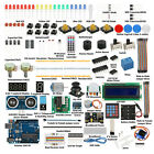 Ultimate Starter Learning Kit for Arduino UNO R3 Board LCD 1602 Servo processing
