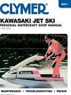 Clymer Manual Kawasaki Jet Ski Sport Manual #W801