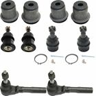 Tie Rod End Kit For 2003-2008 Chevrolet Express 1500 Front Left and Right 10Pc