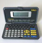 VINTAGE LINGO CONTINENTAL TR-9802 14 LANGUAGE TRANSLATOR 3 New Batteries