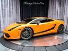 2008 Lamborghini Gallardo Superleggera 2008 Lamborghini Gallardo Superleggera Arancio Borealis Tri-Coat