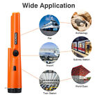 FLOUREON LED Pinpointer Waterproof Probe Metal Detector Vibration Alarm+Holster