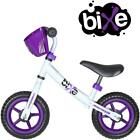 """10"""" Balance Bike for Kids and Toddlers - No Pedal Push and Stride Walking Bicycl"""