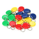 20pcs Writable Rewrite 125KHz RFID Tag Keyfob Keychain Cards for Access A1T7