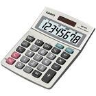 Casio Solar Desktop Calculator With 8-digit Display CIOMS80SSIH