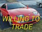 1992 Nissan 300ZX  nissan 300zx 2+2 non turbo T TOPS 94 engine