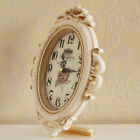 A59 Originality European Mute Living Room Bedroom Office Desk Clock Ornament O
