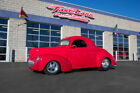 1941 Willys Vintage Air A/C Bob Ida Body 1941 Willys Coupe Ida Automotive Fiberglass Body Air Conditioning 4 Wheel Discs