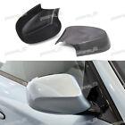 For BMW 1 Series E82 E7 Carbon Fiber Rear View Mirror Cover Cap Add On 2010-2011