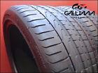 2 TWO TIRES Excellent Pirelli 295/35/21 ZR PZero 103Y N1 OEM Porsche #49928