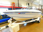 17' Thompson Calac 175 Mercruiser In/Out board w/ Trailer   T1279501