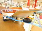 18' Ebko 1730 Roque 150HP Mercury Outboard EZ Loader Trailer T1280941
