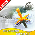 Car Truck Windscreen Windshield Fast Repair Kit Auto Wind Glass Repair Tool Set