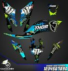 Yamaha Raptor 250 R graphics stickers decals kit atv 250r