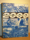 2000 YAMAHA MOTORCYCLE ATV TECHNICAL UPDATE OEM  S#163
