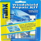 Rain - X Windshield Repair Kit, SAVES TIME AND MONEY BY REPAIRING CHIPS AND CRAC