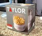 Taylor 5 lb 2.2 Kg Mechanical Food Scale 3 Cups Capacity (3741-21) Free Shipping