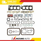 MLS Full Gasket Set Fit 89-95 Toyota Pickup 4Runner T100 3.0L SOHC 3VZE