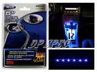 "BLUE 5"" LED STRIP HEAD TAIL LIGHT BUMPER GRILLE DASH SEAT FOR CAR & TRUCK"