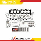 Head Gasket Bolts Set Fit 05-11 Toyota Avalon Camry Highlander Lexus 3.5 2GRFE