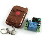 New 12V Signal Fixed Channel Wireless Remote Encoding Control Switch