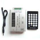 Intelligent IR Light Sensor Time Controller Dimmer For 5050 3528 Led Strip Light