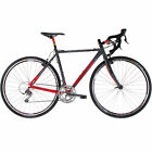 Focus Mares AX 3.0 Road Bike // 56 Large // Grey/Red
