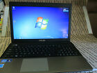 """Asus  15.6"""" K55A 500GB Laptop PC  Intel Core i5-2450M  Windows 7  / Webcam"""