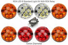 8 RDX 200Tdi LED Light/lamps kit Land Rover 90/110 1983-1994 Traditional look