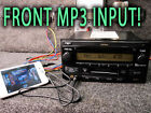 TOYOTA CD DISC TAPE RADIO MATRIX RAV4 4RUNNER MP3 IPOD SAT AUX INPUT 03 04 05 06