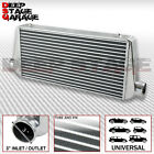 "31X12X3.25 TUBE&FIN ALUMINUM TURBO FMIC FRONT MOUNT INTERCOOLER 3""INLET/OUTLET"