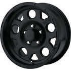 16x8 Black XD XD122 Enduro 5x5 +0 Rims Capitol All Terrain LT265/75R16 Tires