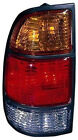 2000 06 TO2818116 FITS TOYOTA TUNDRA PICKUP REAR LEFT TAIL LIGHT LENS AND HOUSIN