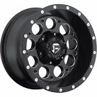 16x8 Black Fuel Revolver 5x4.5 & 5x5 +1 Wheels Open Country AT II