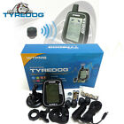 TYREDOG TPMS Tire Pressure Monitor with 4 External Sensor Quick DIY Installation