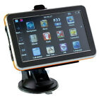 """5"""" 5 Inch Auto Car GPS Navigation TFT Touch Screen  WinCE 6.0 Mp3 MP4 New Map HK"""
