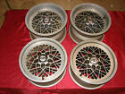 VINTAGE EARLY 1970S ROCKET RACING WHEELS 15X7 & 8 CAMARO TRANS AM CHEVELLE GTO